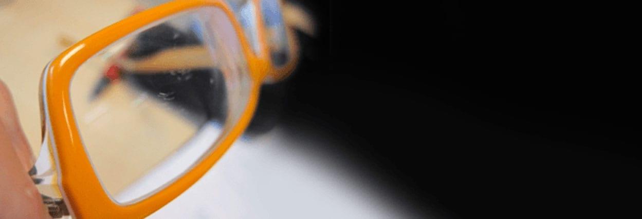 Como comprar lente que não risca pro seu óculos?