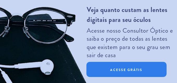 lentes digitais para óculos