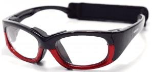 lente de óculos para praticar esportes