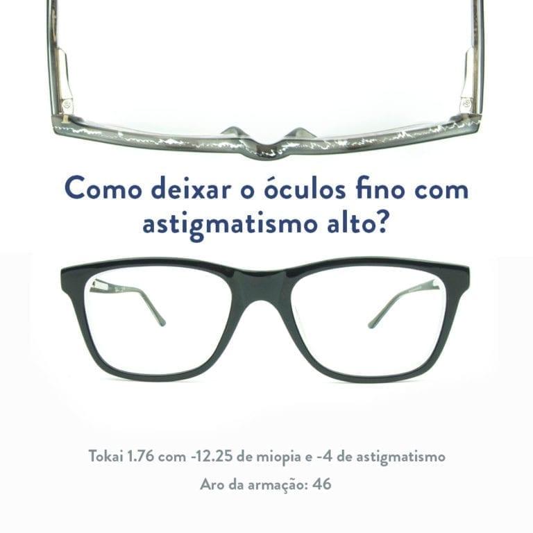 eixo do astigmatismo