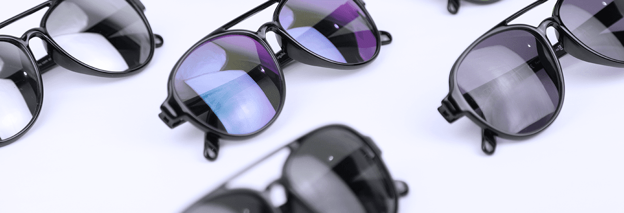 Como as cores de lentes para óculos influenciam a sua visão?