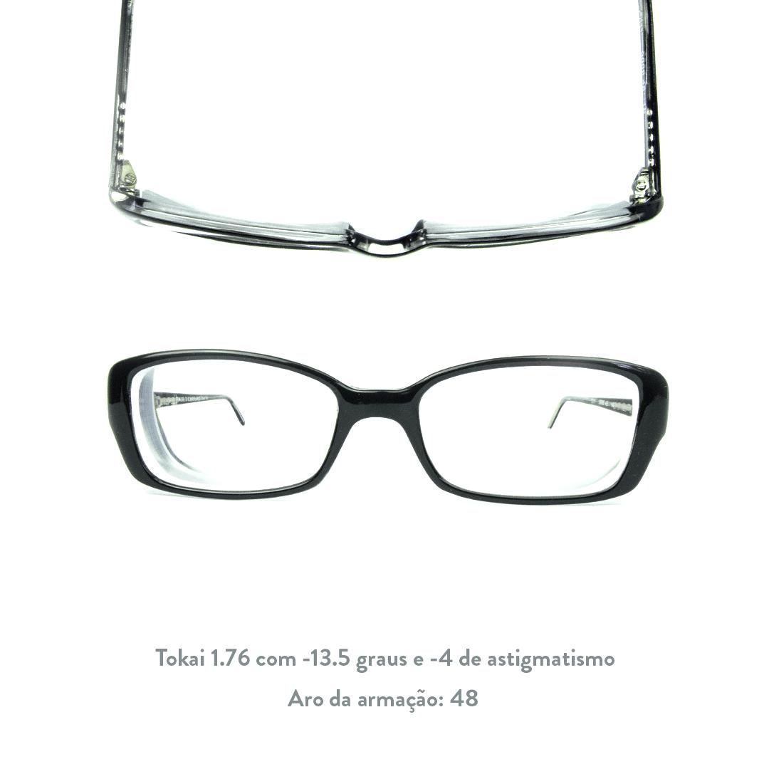 -13.5 de miopia e -4 de astigmatismo