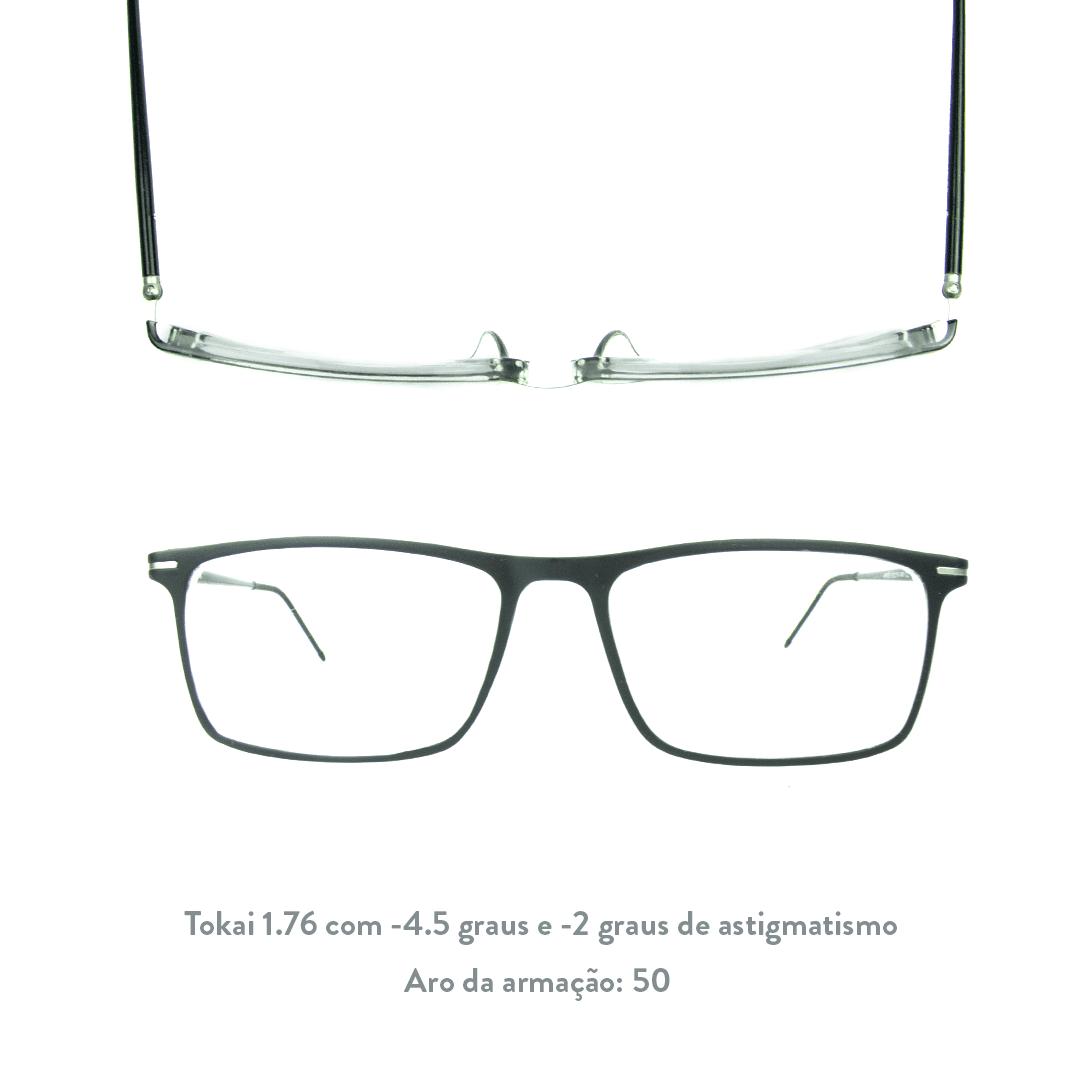 -4.5 de miopia e -2 de astigmatismo