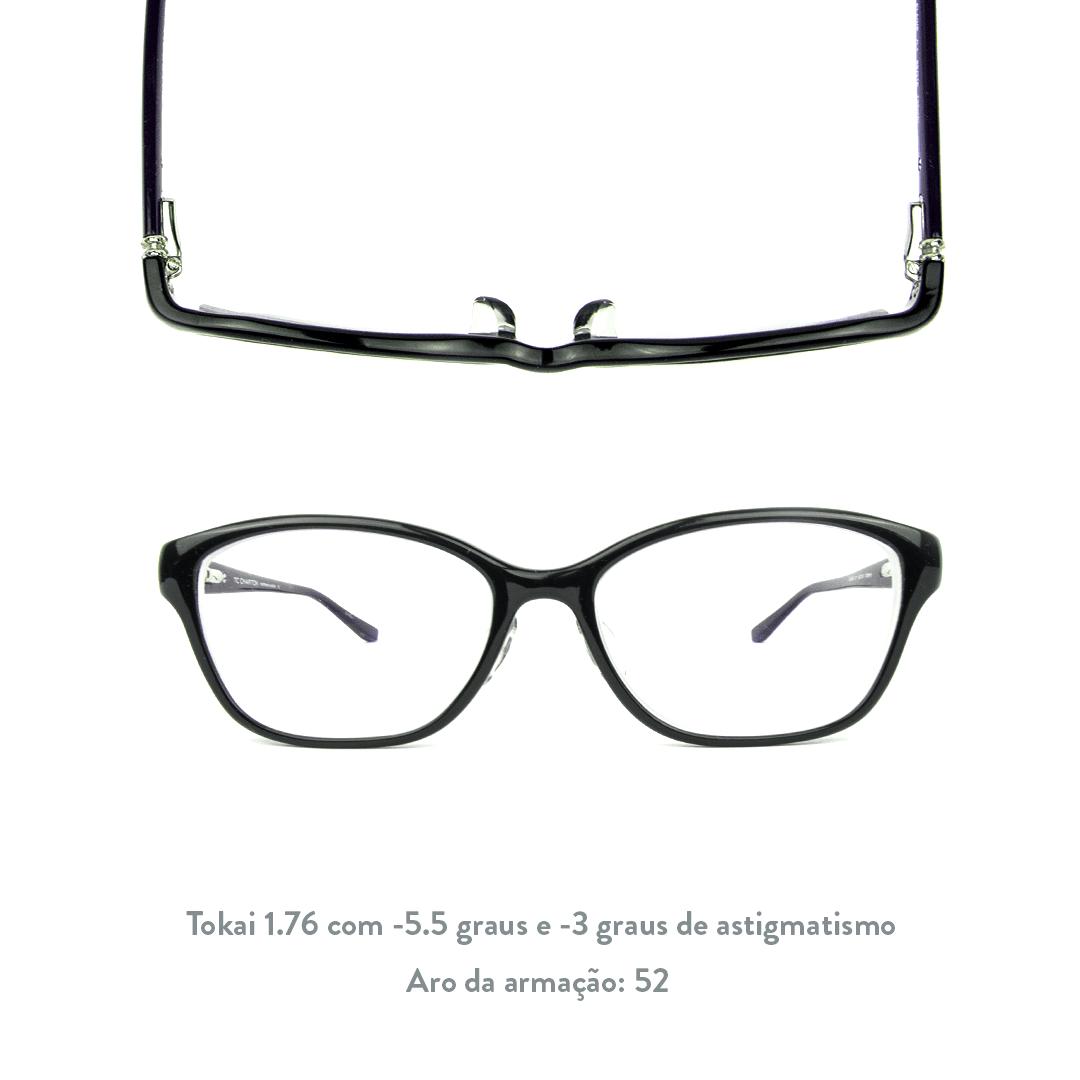 -5.5 de miopia e -3 de astigmatismo