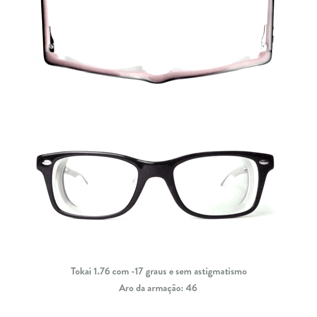 -17 de miopia e sem astigmatismo