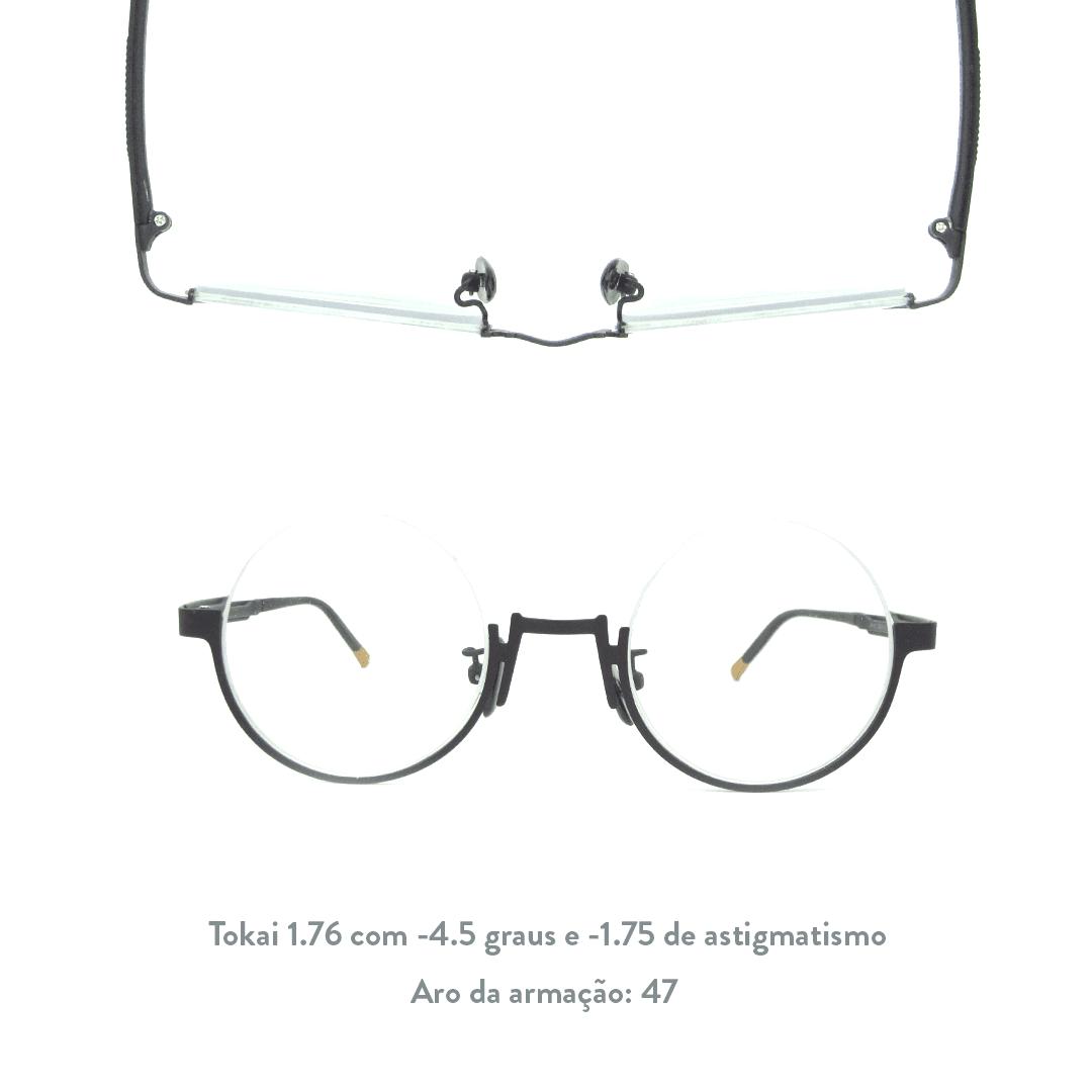 -4.5 de miopia e -1.75 de astigmatismo