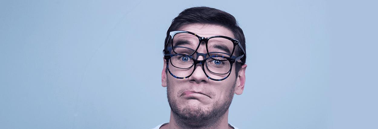 d146fd66b Como fazer apenas as lentes do óculos? | Lenscope