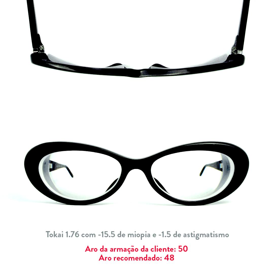 lentes mais finas