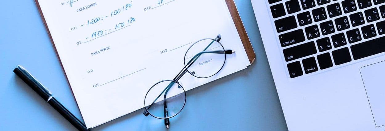 6f6be1acf Como ler receita de óculos? | Lenscope