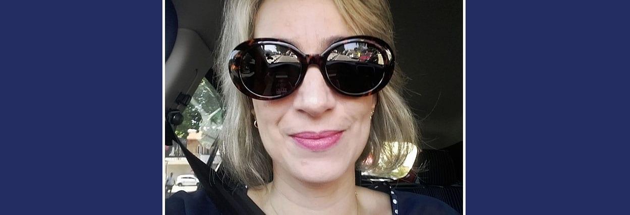 468689a858caa Resultado de óculos escuro com as lentes Lenscope - Luciana Vaz ...