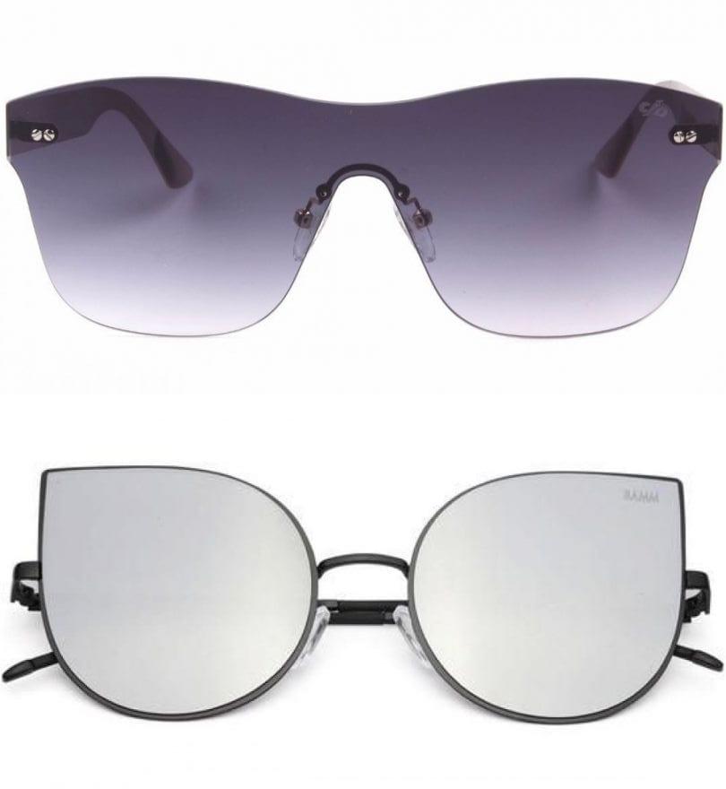 óculos da moda