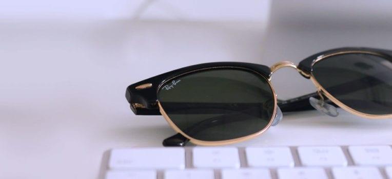 marcas de óculos de sol