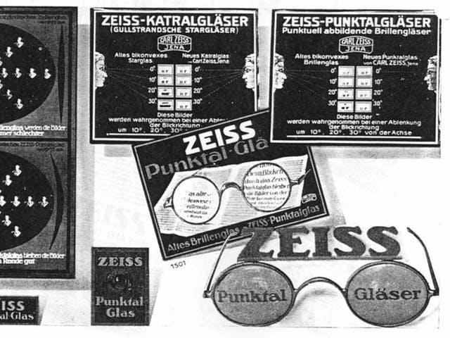 lente multifocal Zeiss