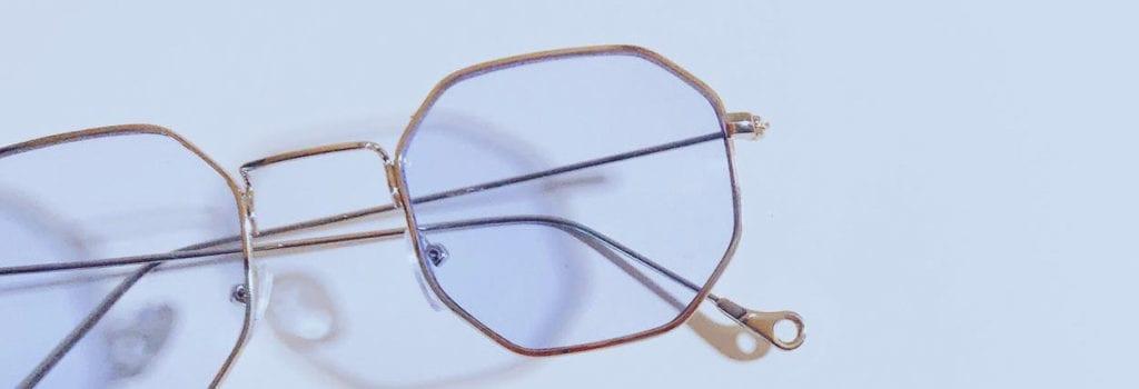 armação de óculos barata