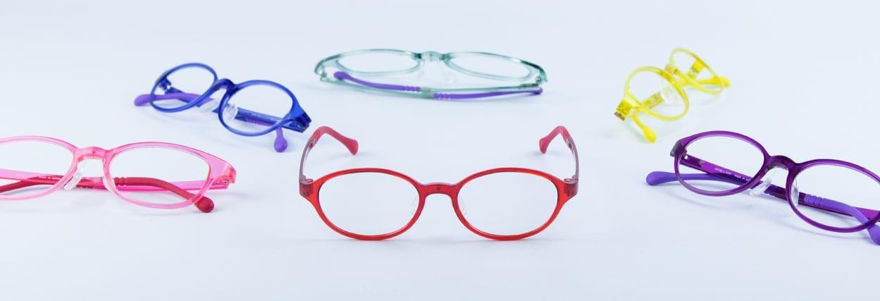 cd310fabb Qual é a melhor lente de óculos para criança?   Lenscope