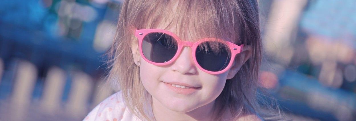 Lentes Transitions são boas para criança?