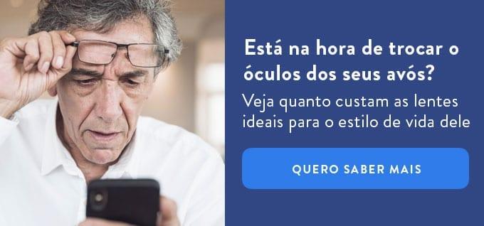 óculos para idosos