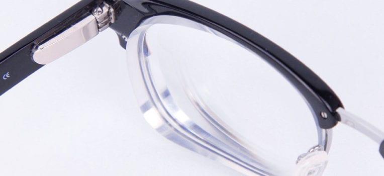 materiais de lentes
