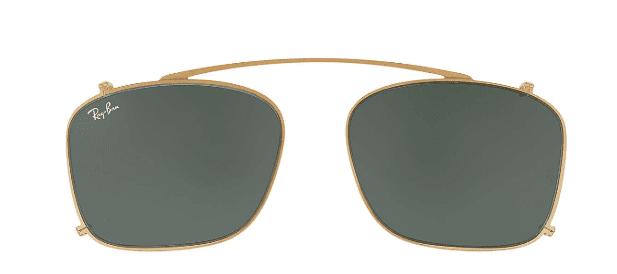 óculos clip on