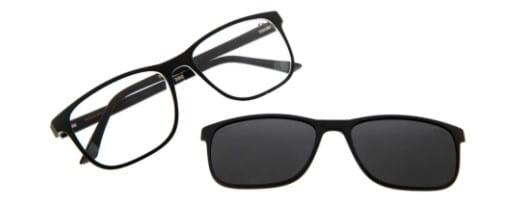 óculos quadrado