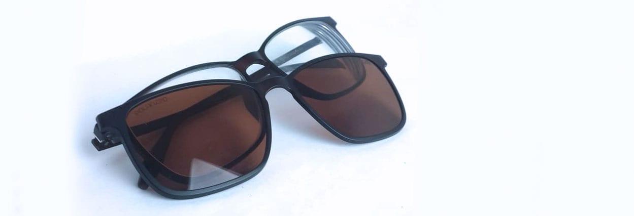 Óculos Clip On: vantagens desse modelo de óculos e preços