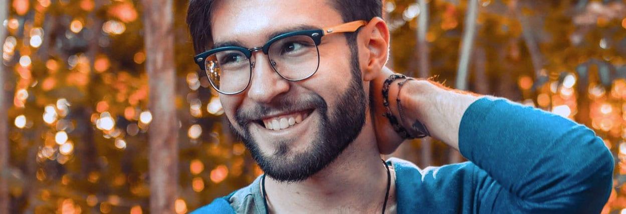 Óculos tamanho P, M e G: O que significa