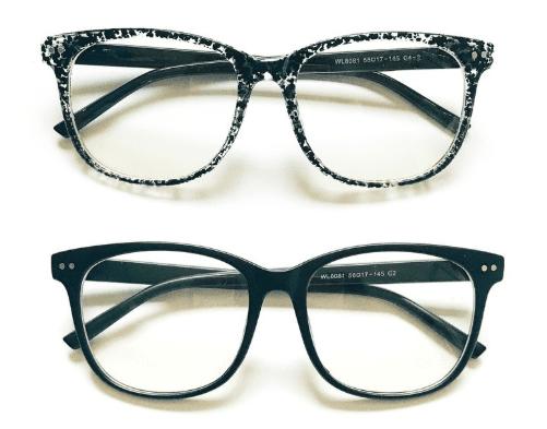 óculos p, m e g