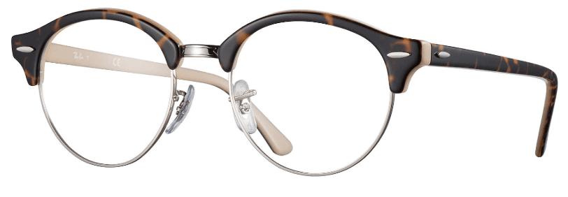 óculos redondo da ray-ban