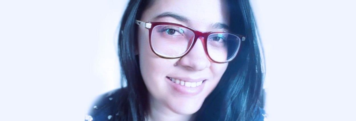Óculos fino para alta miopia – Joselma para Lenscope