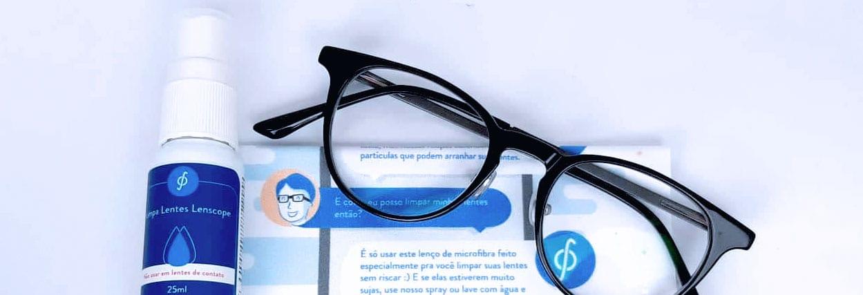 Como limpar óculos de grau: 5 truques que você precisa saber!