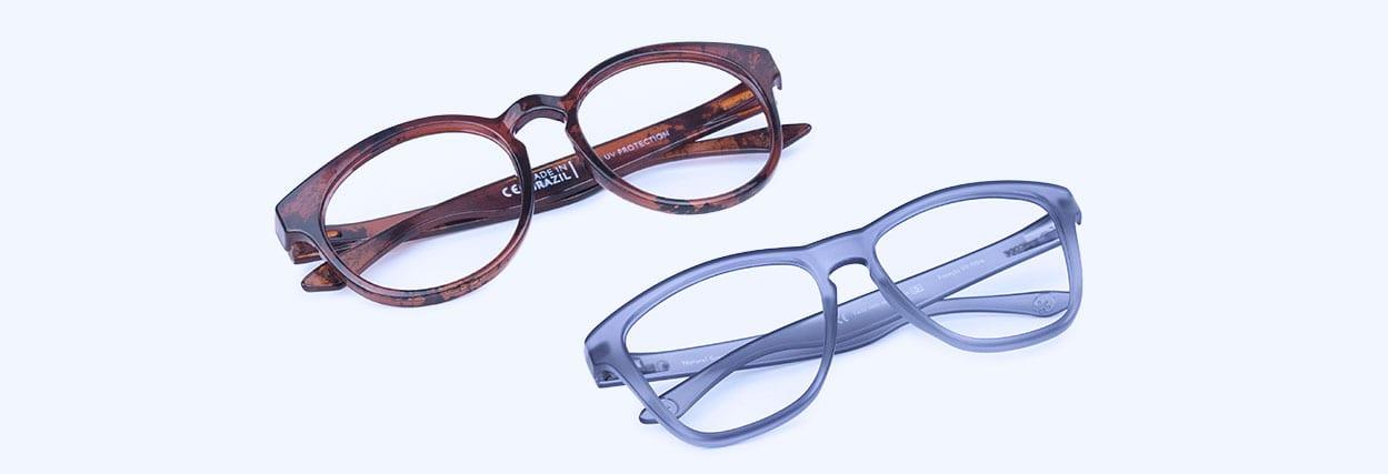 Material TR90 para óculos: vale a pena?