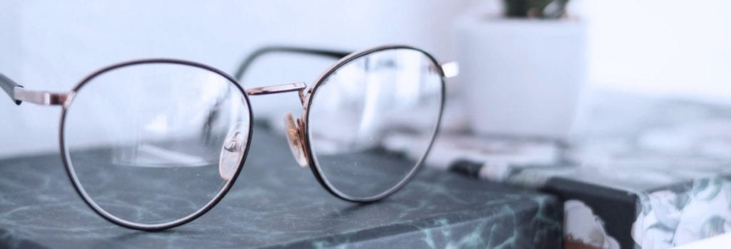 lente de óculos