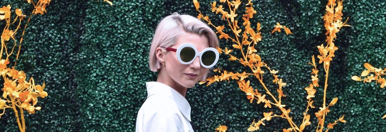 Óculos de sol para primavera verão 2020