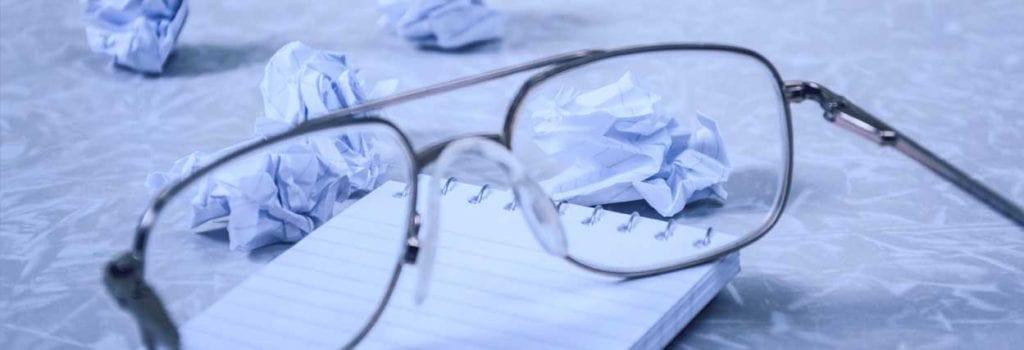 óculos prejudicial