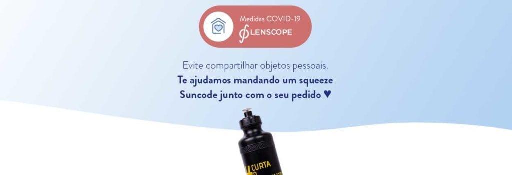 Medidas COVID-19: Um squeeze para te ajudar a manter protegido