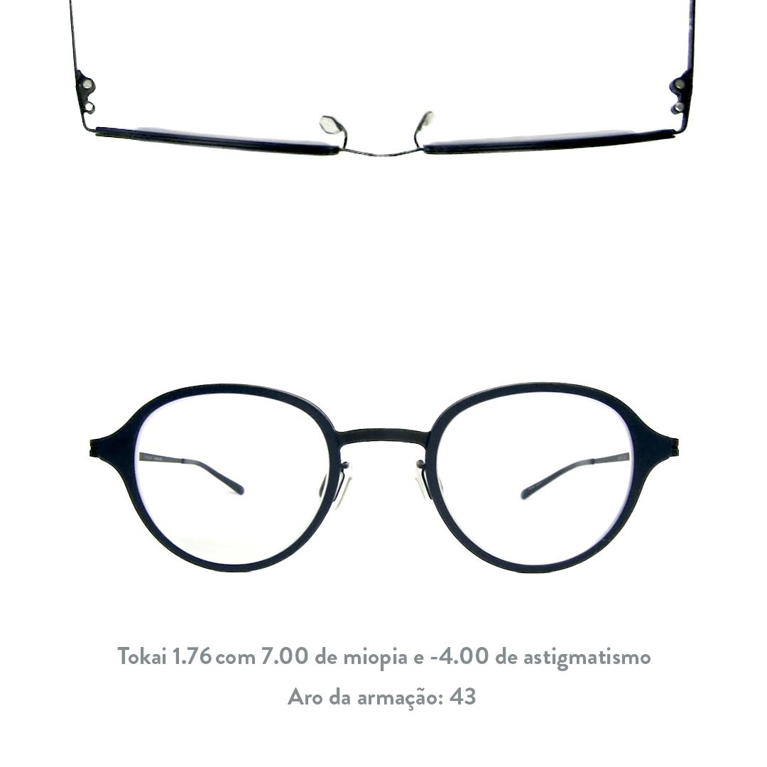 -7.00 de miopia e -4.00 de astigmatismo