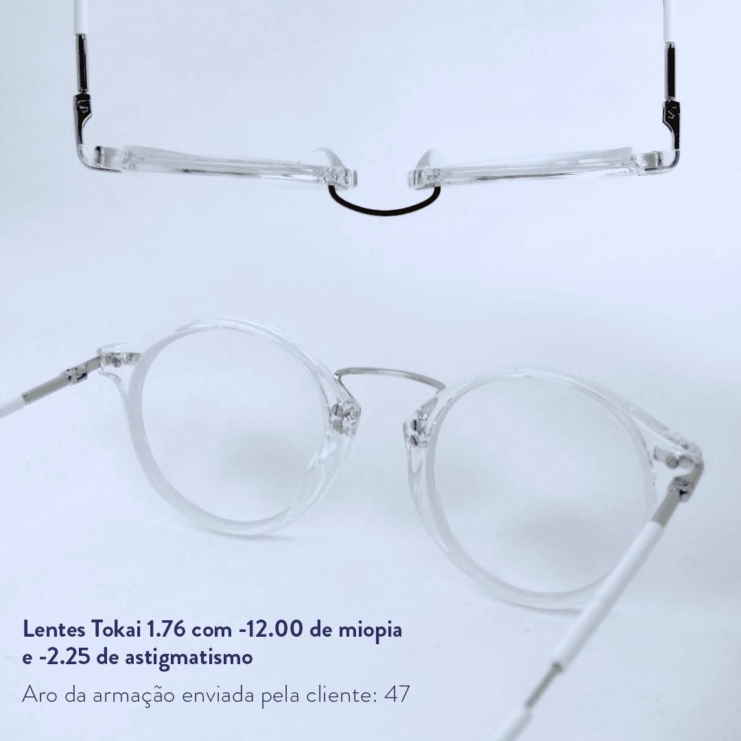 -12.00 de miopia e -2.25 de astigmatismo