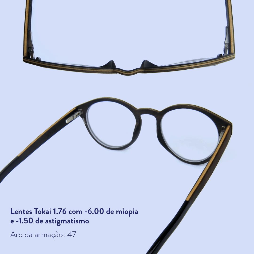 -6.00 de miopia e -1.50 de astigmatismo