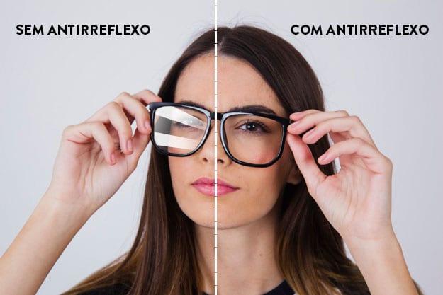 lentes antirreflexo valem a pena