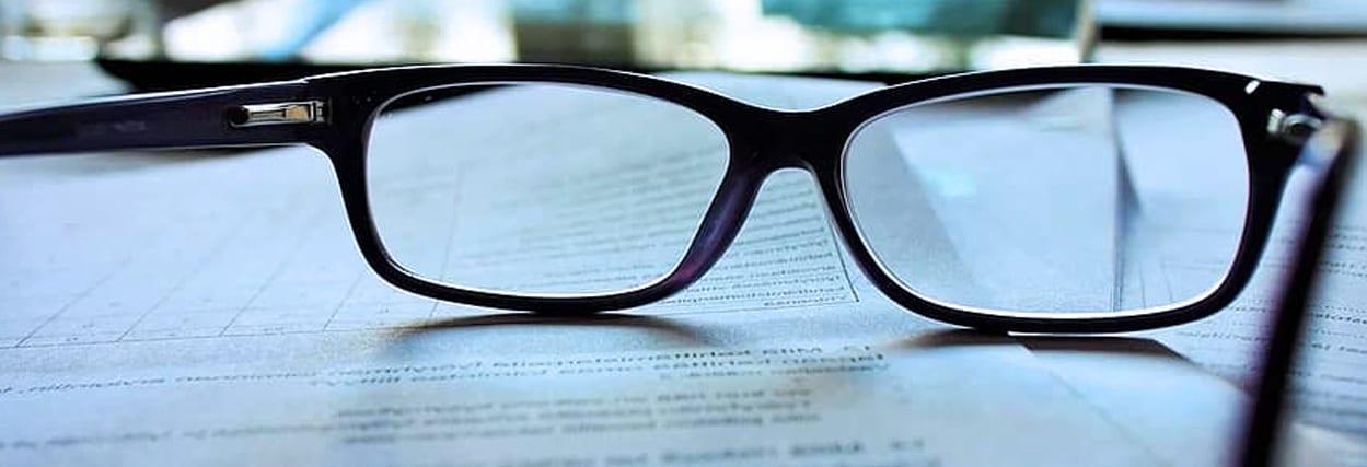 Óculos de grau tem validade?