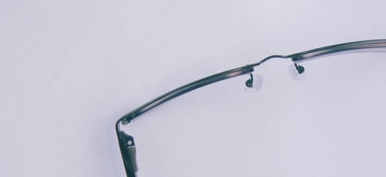 lentes de policarbonato com -3,50 graus de miopia