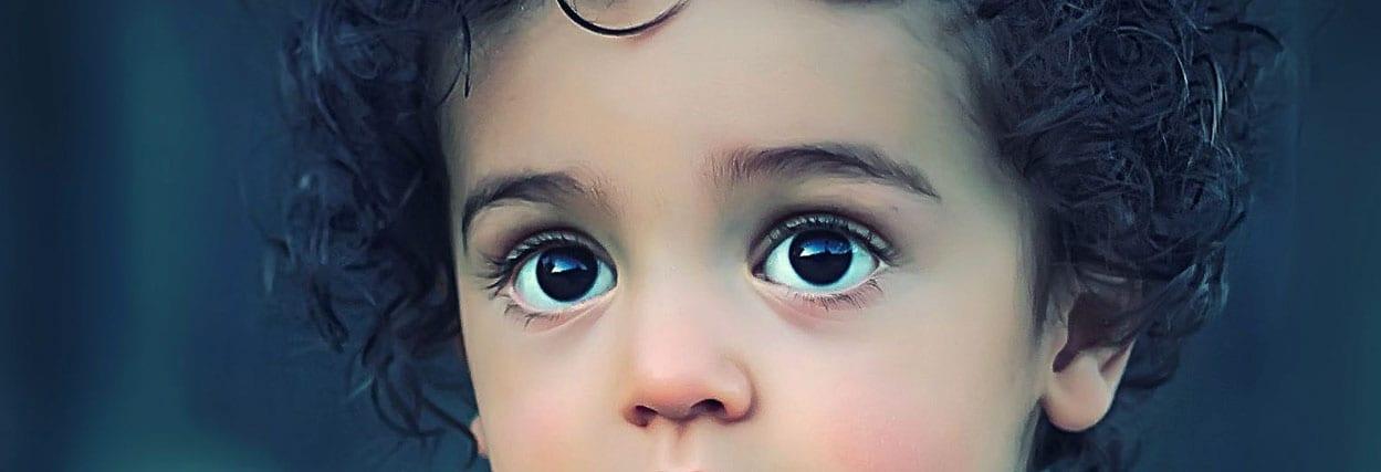 Estrabismo infantil: como identificar