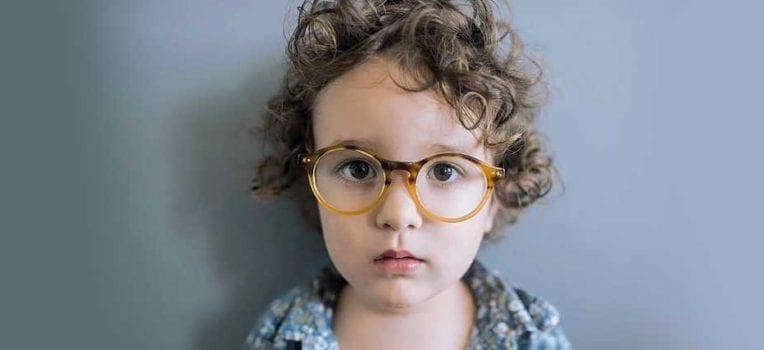 Óculos para bebê