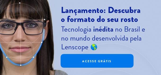 óculos para rosto oval