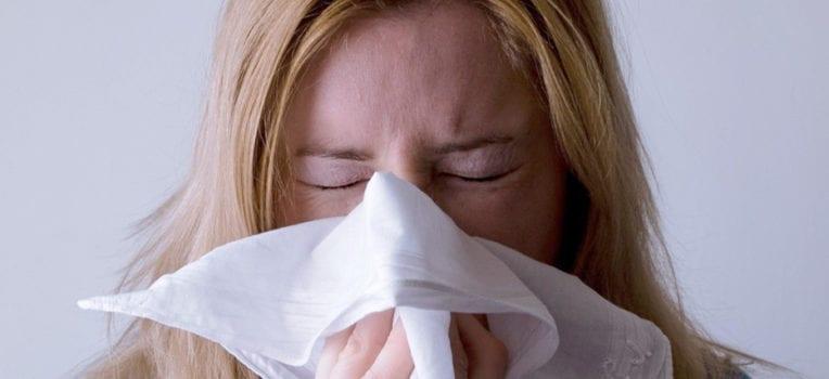 conjuntivite alérgica