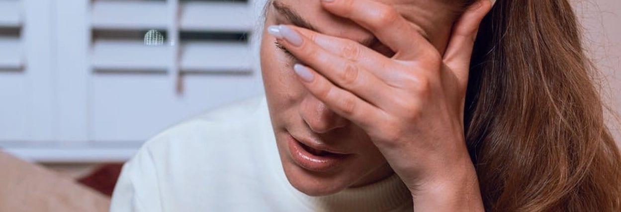 Dor nos olhos também pode ser sintoma de COVID-19
