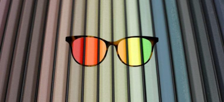 óculos para daltônico