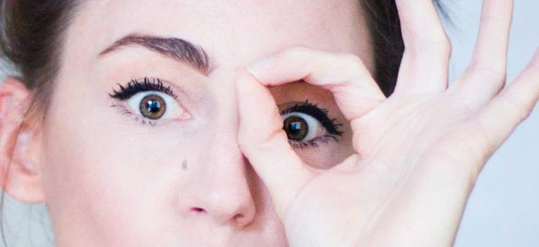 exercícios para os olhos