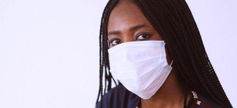 usar mascara pode causar olho seco