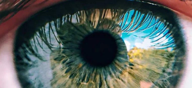 perda de visão